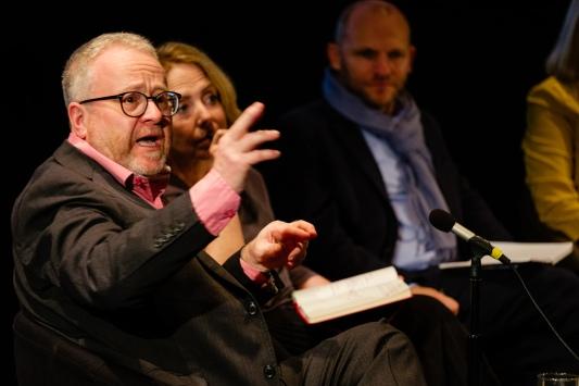 Andrew Kelly, Bristol Festival of Ideas