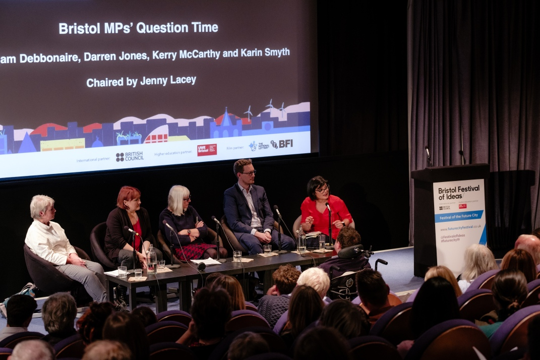 Bristol MPs Question Time