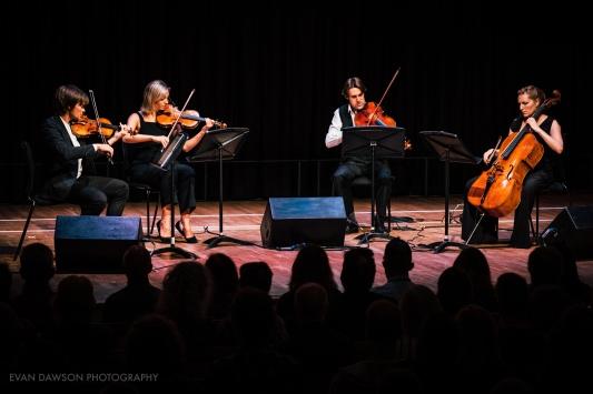 The Sacconi Quartet