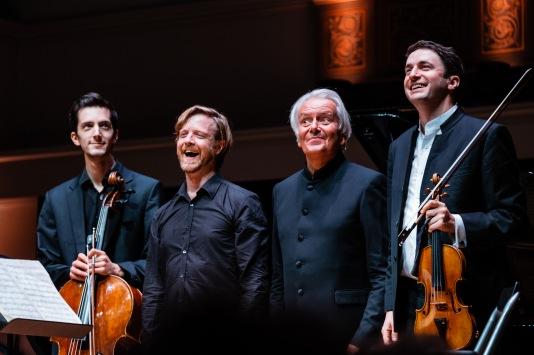 Christian Blackshaw and Soloists of Berlin Philharmoniker