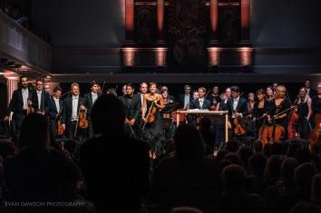 Nicola Benedetti and the Bristol Ensemble