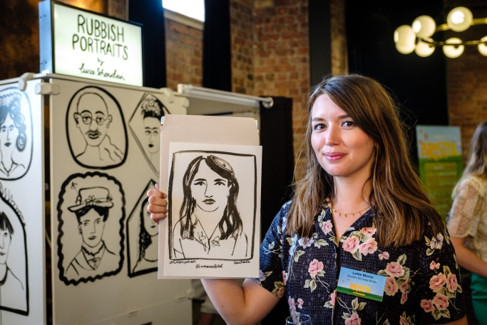 Rubbish Portraits